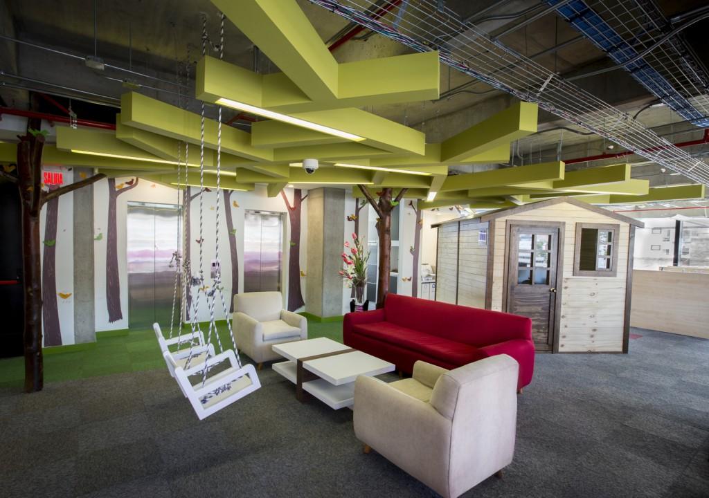 Arquitectura e interiores for Arquitectura de oficinas