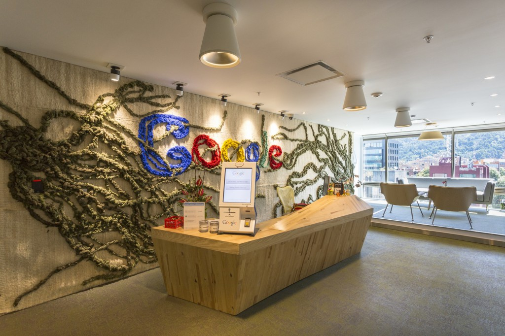 Terranum arquitectura for Espacios de oficinas arquitectura
